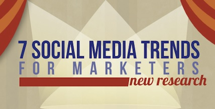 7 social media marketing trends