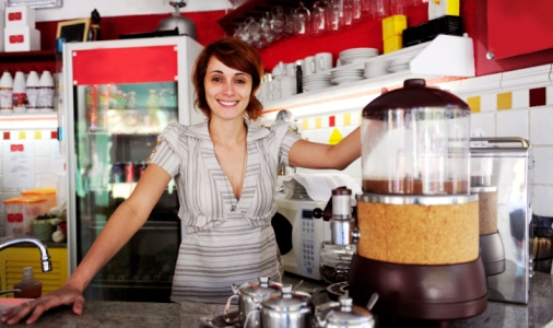 Cortado Biz Coffee