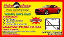 Drive Away Car Dealer