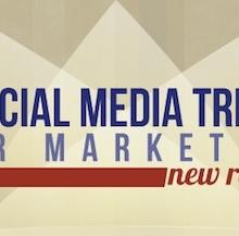 7 social media marketing trends